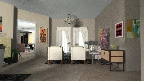 Muscati_Modern LiveDine1 - Modern - Living room - by pdsmatt