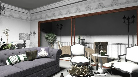 apartment in Paris - Eclectic - by Kiriaki Gakidou