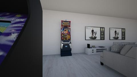 gaming room - Bedroom  - by gmoney30