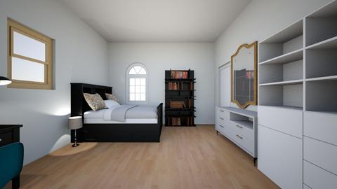 TEMAN RASA PACAR - Bedroom  - by zaenal