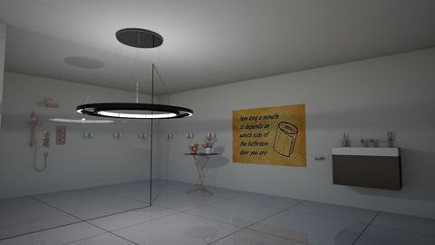 bathroom - Bathroom  - by logz mcw