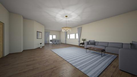 me - Living room  - by hicran yeniay