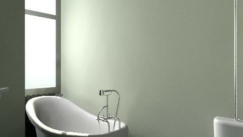 bagno prova 31 - Classic - Bathroom  - by lavarino