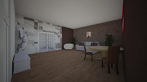 Elusive Room - Living room - by flaviomcorreia