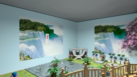 Outdoor indoor - by sammy G