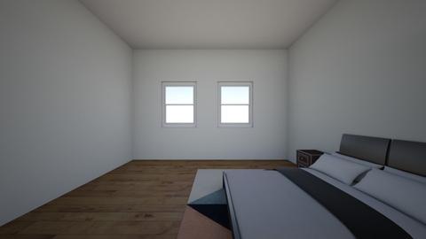 modern bedroom - Modern - Bedroom  - by JSOLE