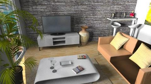Living room upgrade less - Retro - Living room  - by jaypee82