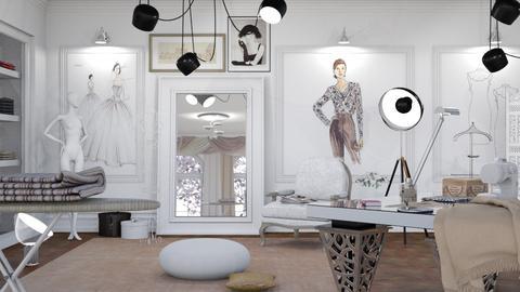 Sewing Room - by ritsa