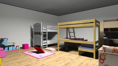 chloes 9 year old room - Glamour - by abcbox