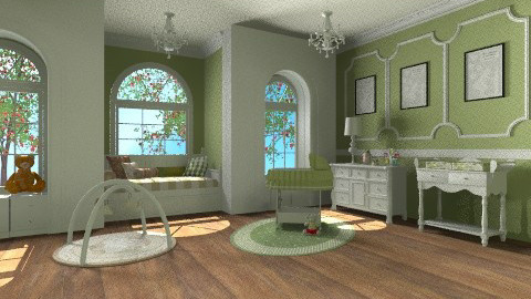 Baby Posh - Classic - Kids room  - by Mickey2109