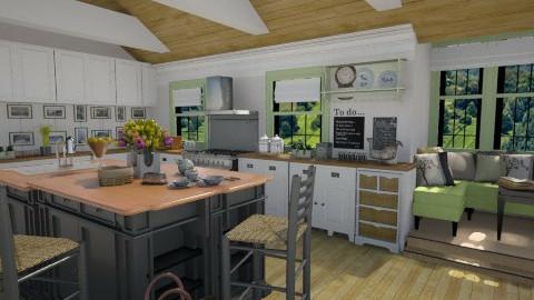Kitchen - Kitchen  - by MilaMao