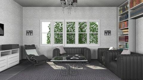 ROOm - Living room - by Reemo0o