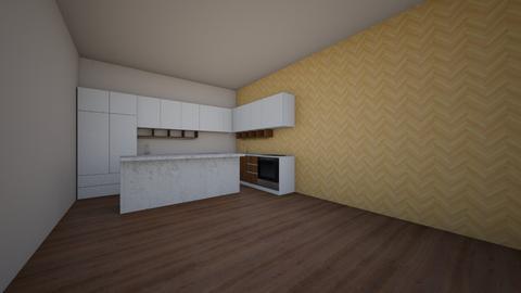 Autumnal Kitchen - Kitchen  - by jordynclark