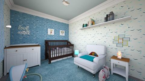 bedroom baby 11 - Classic - Kids room  - by Bianca Interior Design