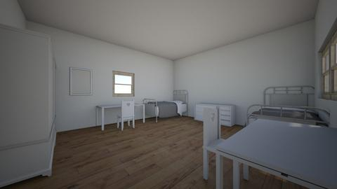 Pepita - Bedroom  - by paula11e