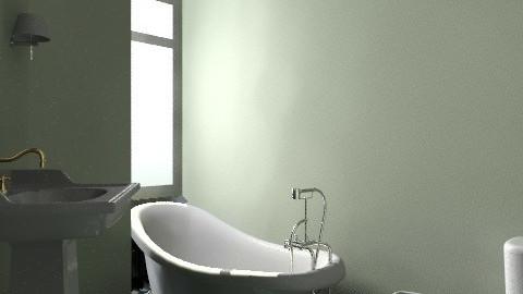 bagno prova 33 - Classic - Bathroom  - by lavarino