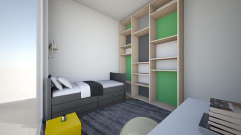 1 - Kids room  - by appletower