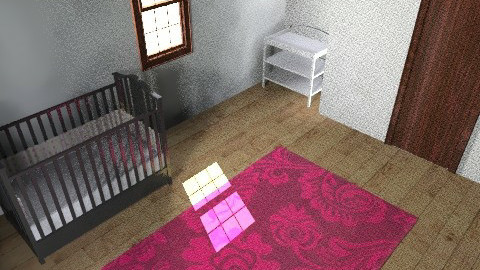 Charlotte's Room 2 - Country - Kids room  - by Whitley Smith