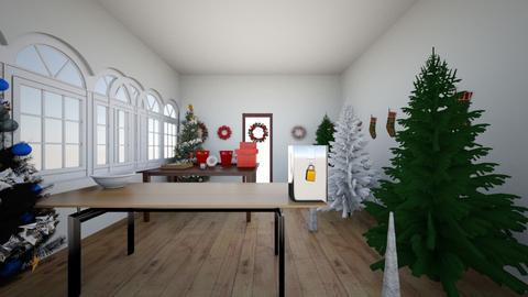 CHristmas Shop - by kaurh