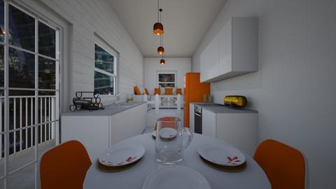 Apartamento  - by Noelani25