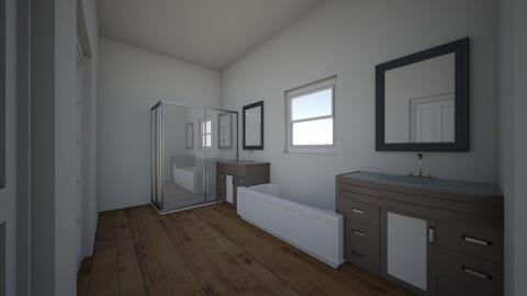 ykkolilkyky - Bathroom - by Stephanie Felix