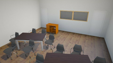Classroom - Minimal - Office - by matt29760