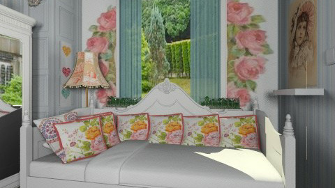 guestroom - Vintage - by milyca8