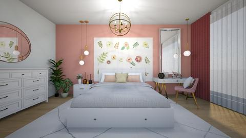 apaa - Bedroom - by rahmadaniah06