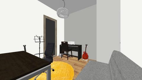 Studio - Office  - by saunakalle