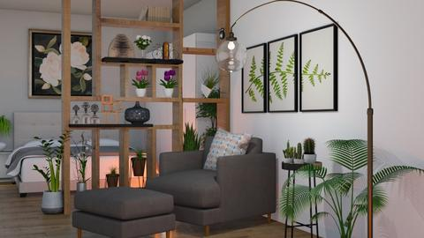 Friends - Living room  - by snjeskasmjeska