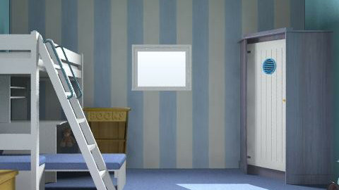 Kadens Room - Modern - Kids room  - by Rebecca Shorten