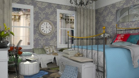 For Katherine! - Vintage - Bedroom - by Your well wisher