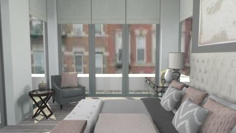 NY 99 - Modern - Bedroom  - by naki1