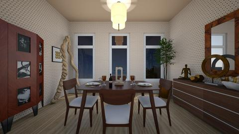 Scan Dining  - Dining room  - by VeroDale