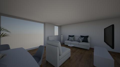 Guaduas - Living room  - by Maf_Caon