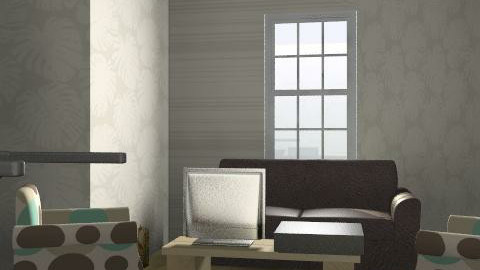 Study/TV room/Gym - Classic - Office  - by CattyEl