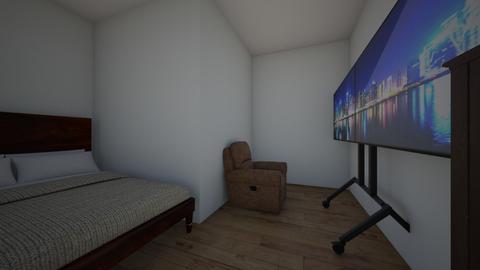 jarvis bedroom - Bedroom  - by 12616281