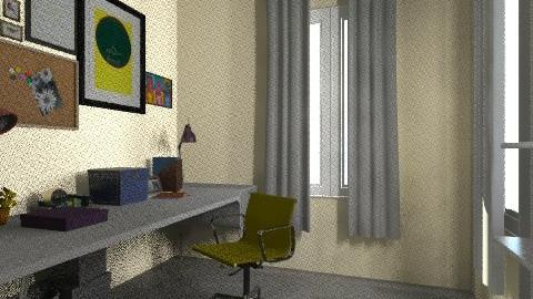 working rooms last2 - Vintage - Office  - by bellabravis