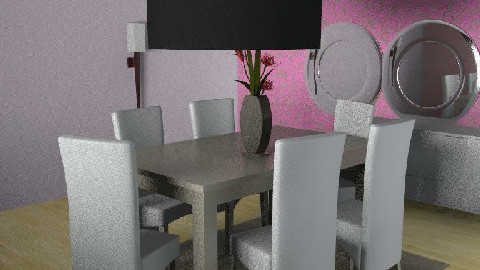 RR18_2 - Dining Room  - by hazycakes