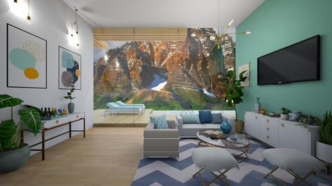 living 1706 - Living room - by diegobbf