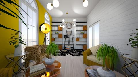 cheese - Classic - Living room  - by Oryginal_nickname