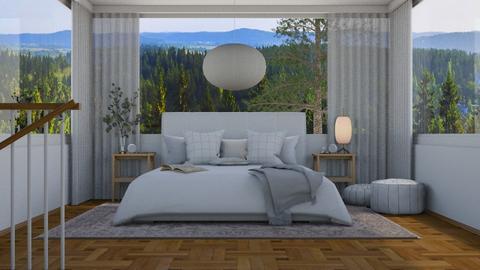 Outside Bedroom - Minimal - Bedroom  - by HenkRetro1960