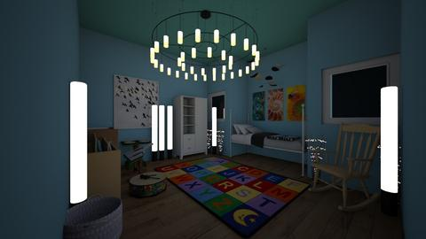 young toddler room - Kids room - by gbrown782