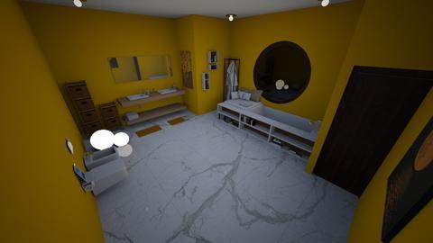 mjb - Modern - Bathroom - by waad3333