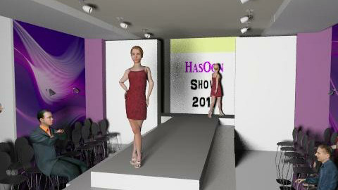 Fashion Catwalk - Glamour - by haSo0n