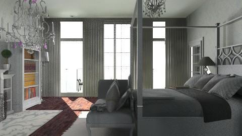 princess - Classic - Bedroom  - by Mario Samudio
