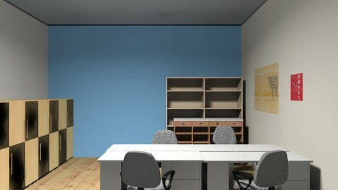 Vitor - Vintage - Office  - by Vitormartins