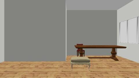 n1 - Vintage - Living room  - by aysem