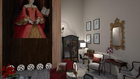 eww56gnig2s - Modern - Dining room  - by neumediadesigns