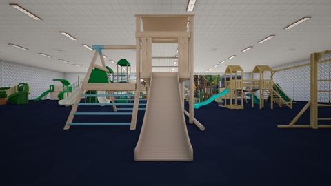 Indoor Playground - by SammyJPili